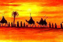 کاروان اسرای اهل بیت در مسیر شام