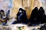 دانلود روضه : وضعیت خرابه شام و بردن سر مطهر امام حسین به کربلا توسط زین العابدین (متن مستند مقاتل خوانده شده در زیارت اربعین) با نوای میثم مطیعی