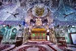 عکس بسیار زیبا از ضریح  حضرت عباس علیه السلام برای چاپ بر روی بنر