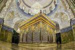 ضریح جدید و زیبای حضرت ابوالفضل العباس علیه السلام